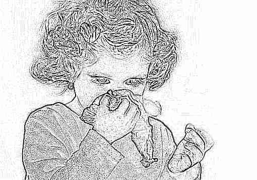 Почему у ребёнка кровь из носа часто идёт кровь
