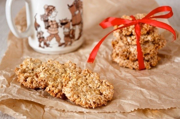 рецепт печенья с летним вальсам