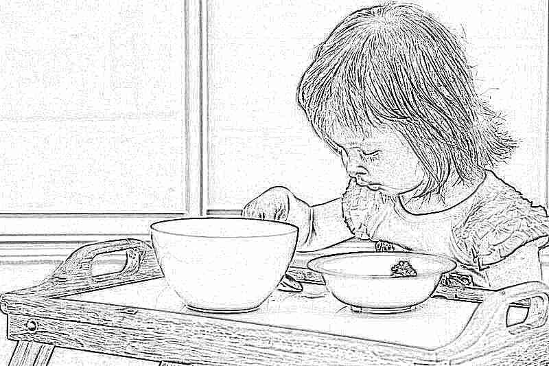 Печень в рационе годовалого ребенка вкусные и полезные