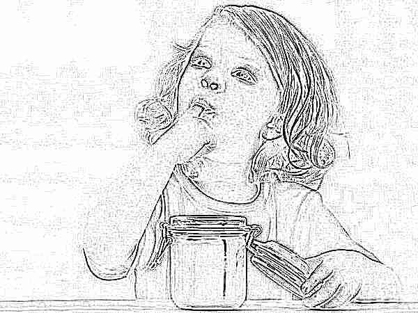 Можно ли давать ребенку молоко с медом