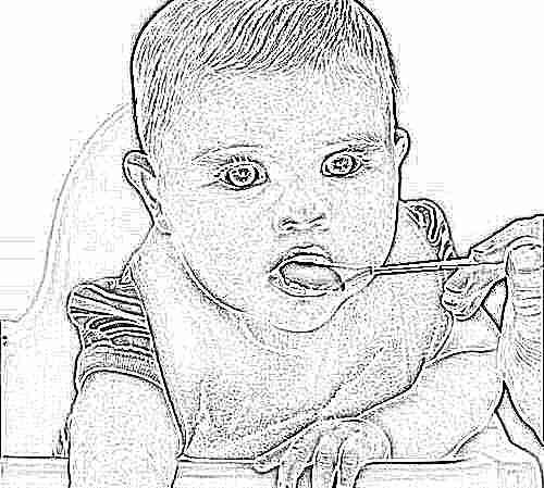Манка для ребенка 8 месяцев