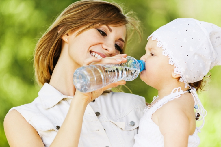 Мало пьет ребенок