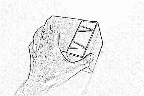 Как сделать кубики из картона для детей
