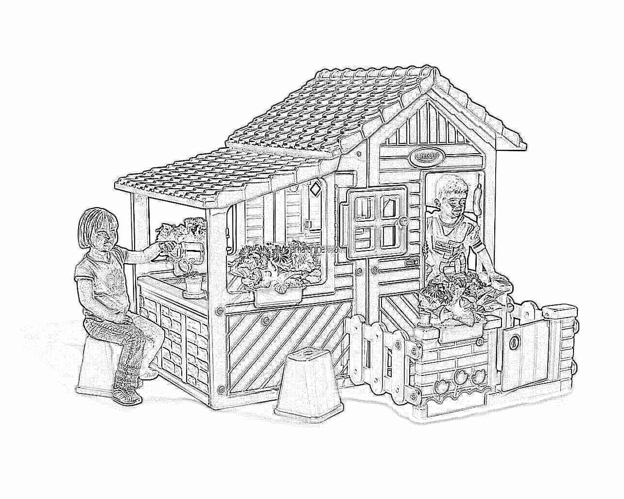 Игрушка домик для ребенка