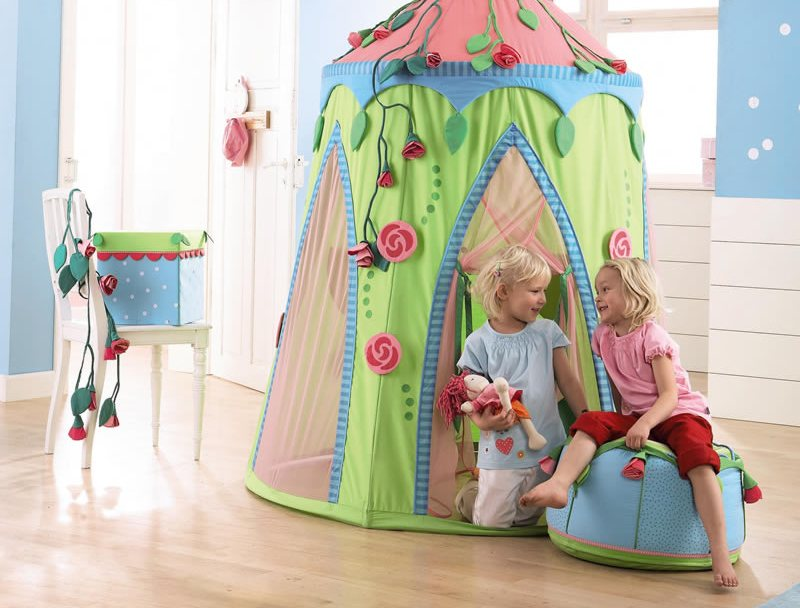 Как сделать палатку дома для девочки Игровая палатка для девочки в Оренбурге купить