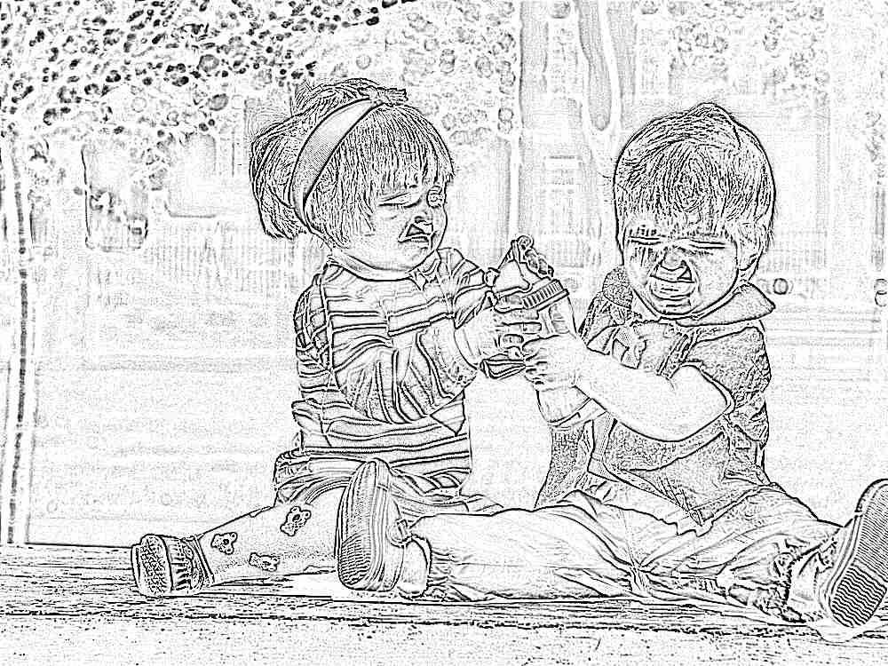 Ребенка в садике бьют