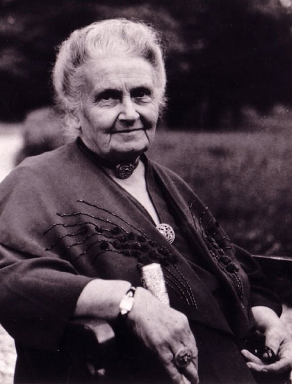 dr maria montessori Maria montessori was a woman far ahead of her time, a visionary and a scientist she developed a system of education, and a way of understanding and honoring children, that was based on scientific observation, seeing the child as he or she truly is.