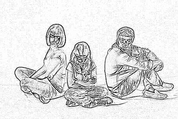 Свидание с детьми при разводе