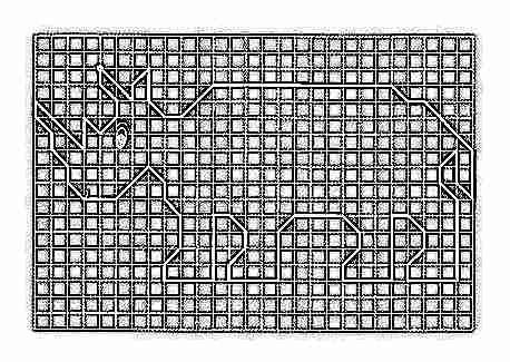 графический диктант 1 класс ящерица