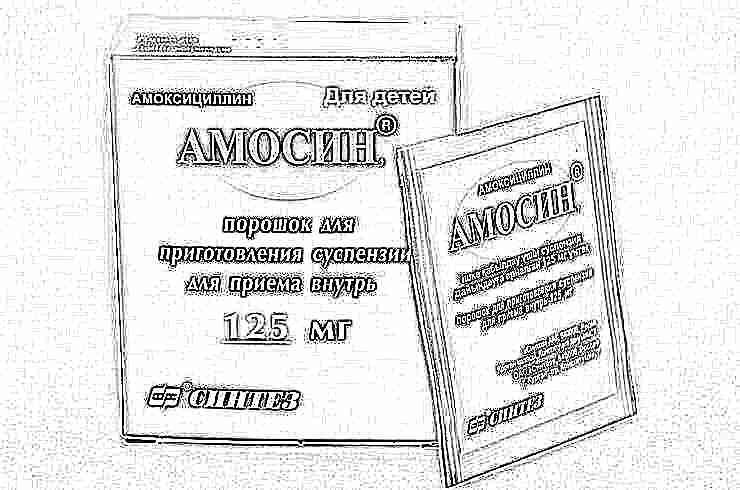 антибиотики амоксициллин для детей отзывы