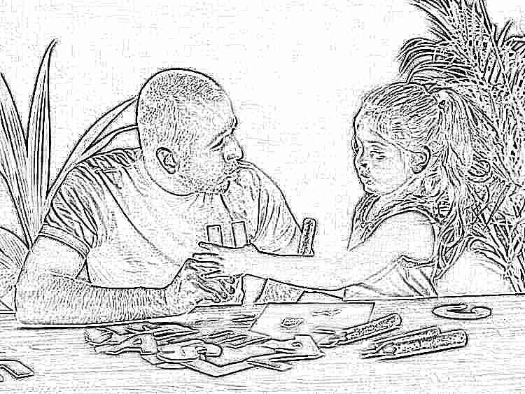 Развитие речи ребенка 3-4 года