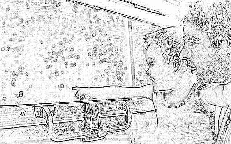 Смотреть Как пережить долгую дорогу в автобусе видео