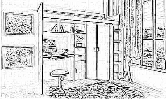Детская кровать-чердак (165 фото): модели для девочек и мальчиков от 3 лет с рабочей зоной, со столом и шкафом 64