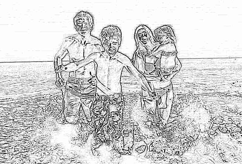 Отдых с ребенком за границей - где лучше отдыхать с детьми за границей?