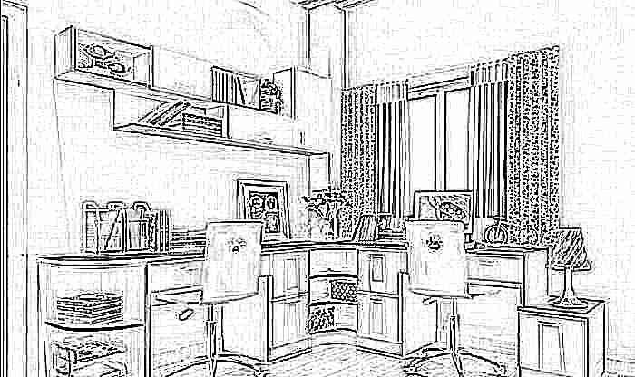 письменный стол для двоих детей 78 фото детские модели для