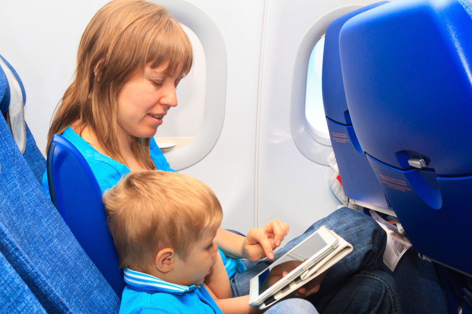 Что необходимо взять в самолет беременной