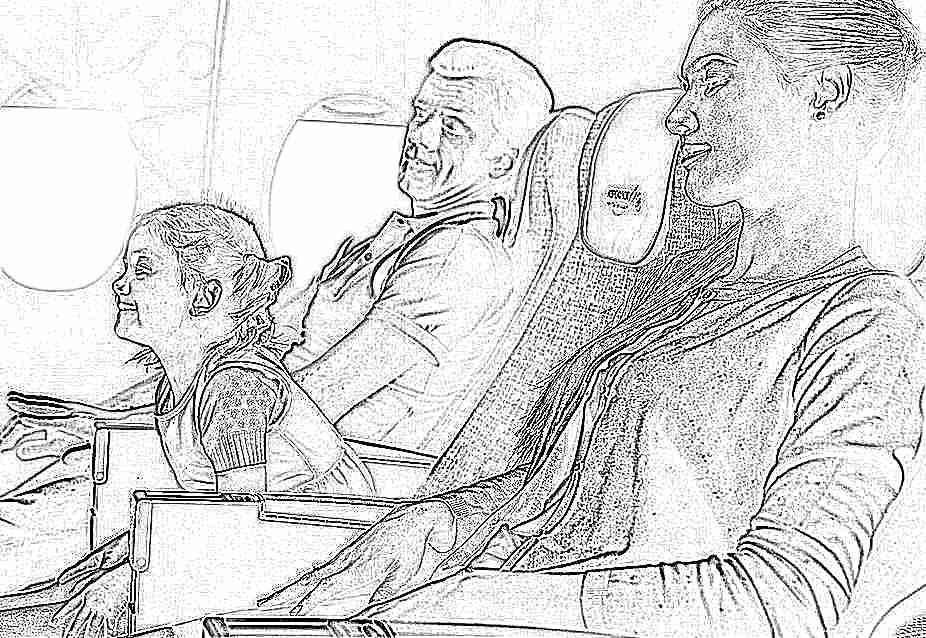 Детский билет на самолет правила билеты на самолет с борисполя в крым