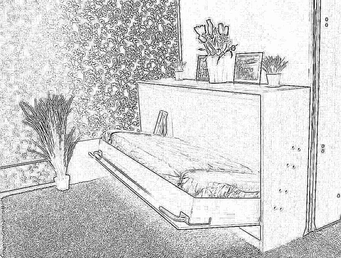 Кровать 3