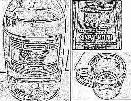 Как в домашних условиях промыть нос фурацилином