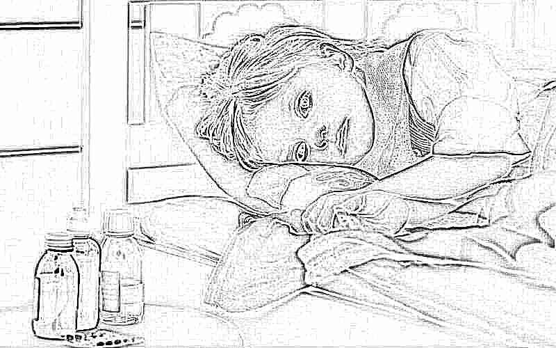 Противовоспалительное средство от кашля для детей