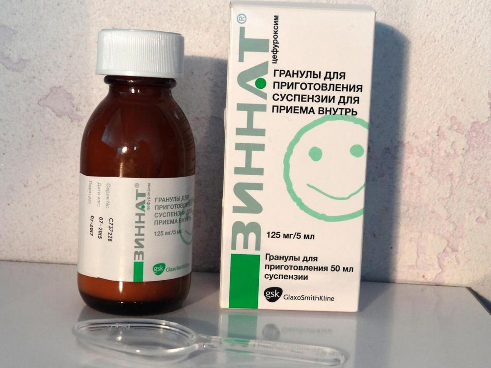 Зиннат, суспензия 125 мг/5 мл, 50 мл купить, цена и отзывы.