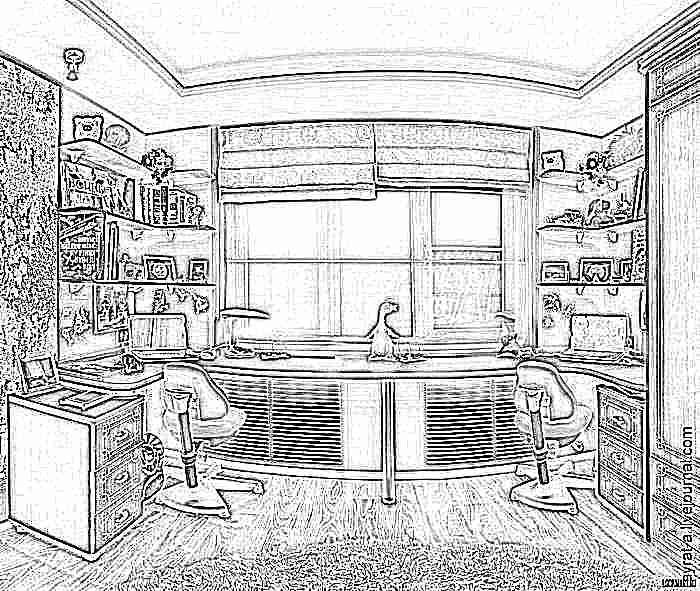 Стол письменный для двоих детей школьников вдоль стены: Угловой стол для школьника (84 фото): письменный стол в