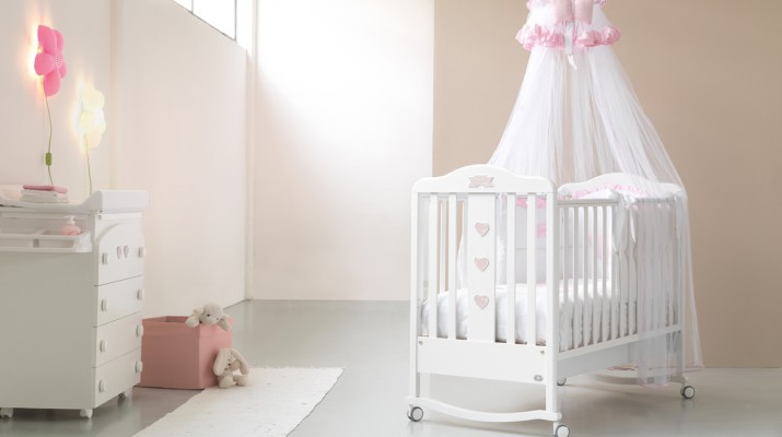 Балдахин на детскую кроватку пошагово