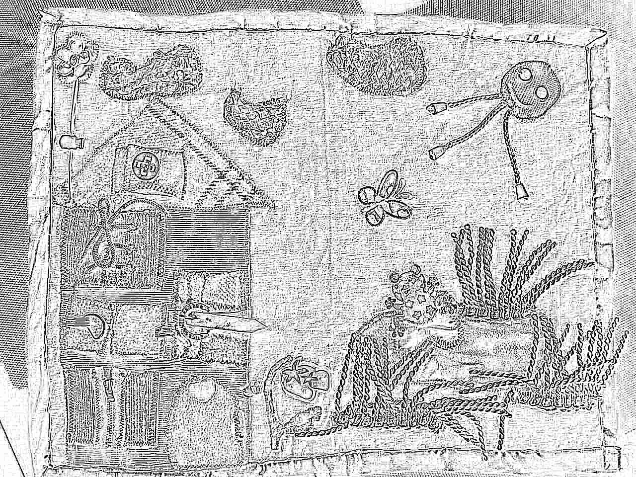 Как сделать ребенку развивающие коврики своими руками