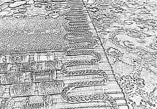 Как сделать коврик для детей массажный