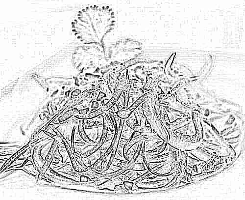 Рецепт салата из свежей моркови и огурцами