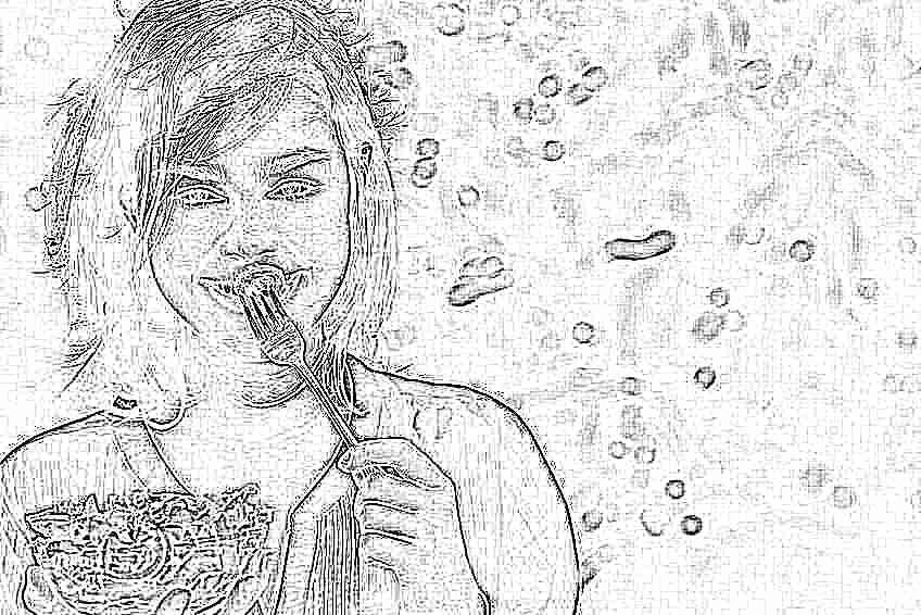 Правильное питание для девушек 14 лет