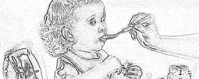 Как научить ребенка жевать и глотать комаровский