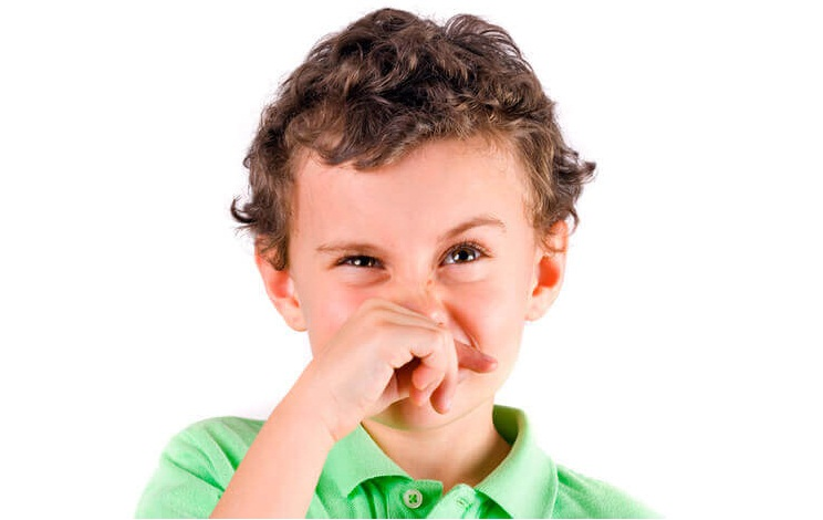 запах изо рта признак глистов