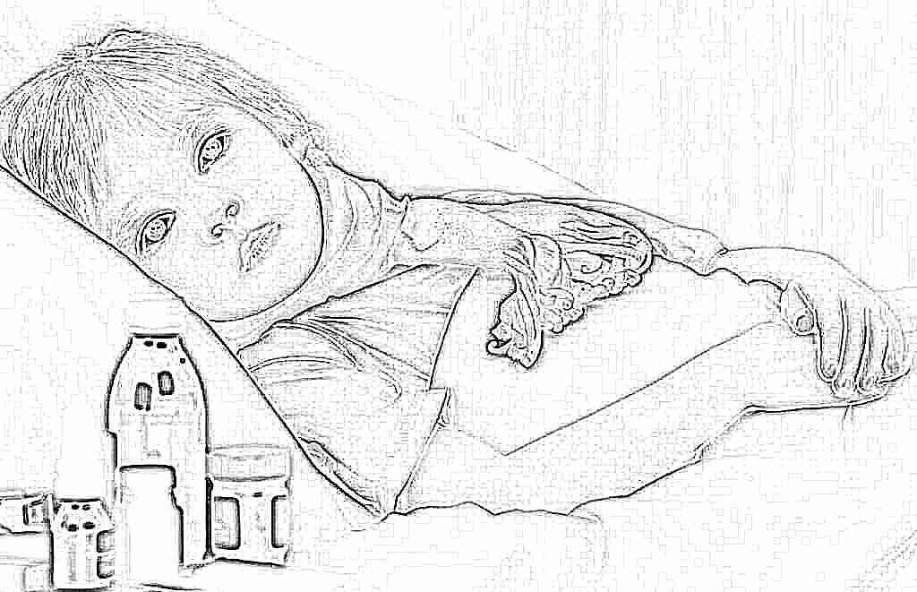 Как лечить ангину у детей 2 года комаровский