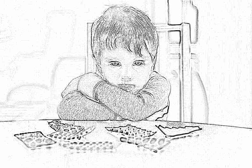 Ребенок заболел после антибиотиков