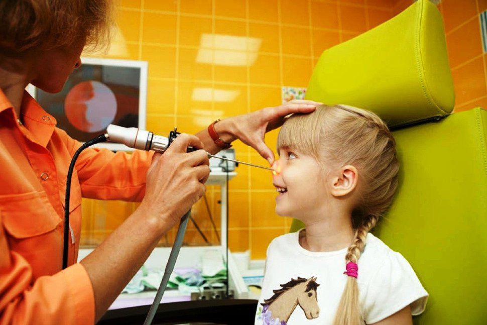 Как лечат аденоиды у детей народными методами