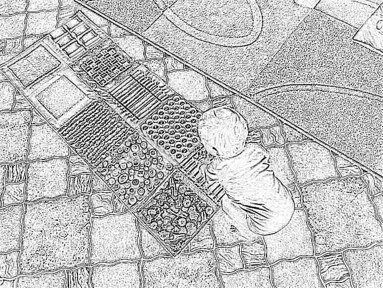Ортопедические коврики для детей сделать своими руками