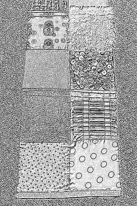 Массажный коврик для ребенка своими руками Материнство 4