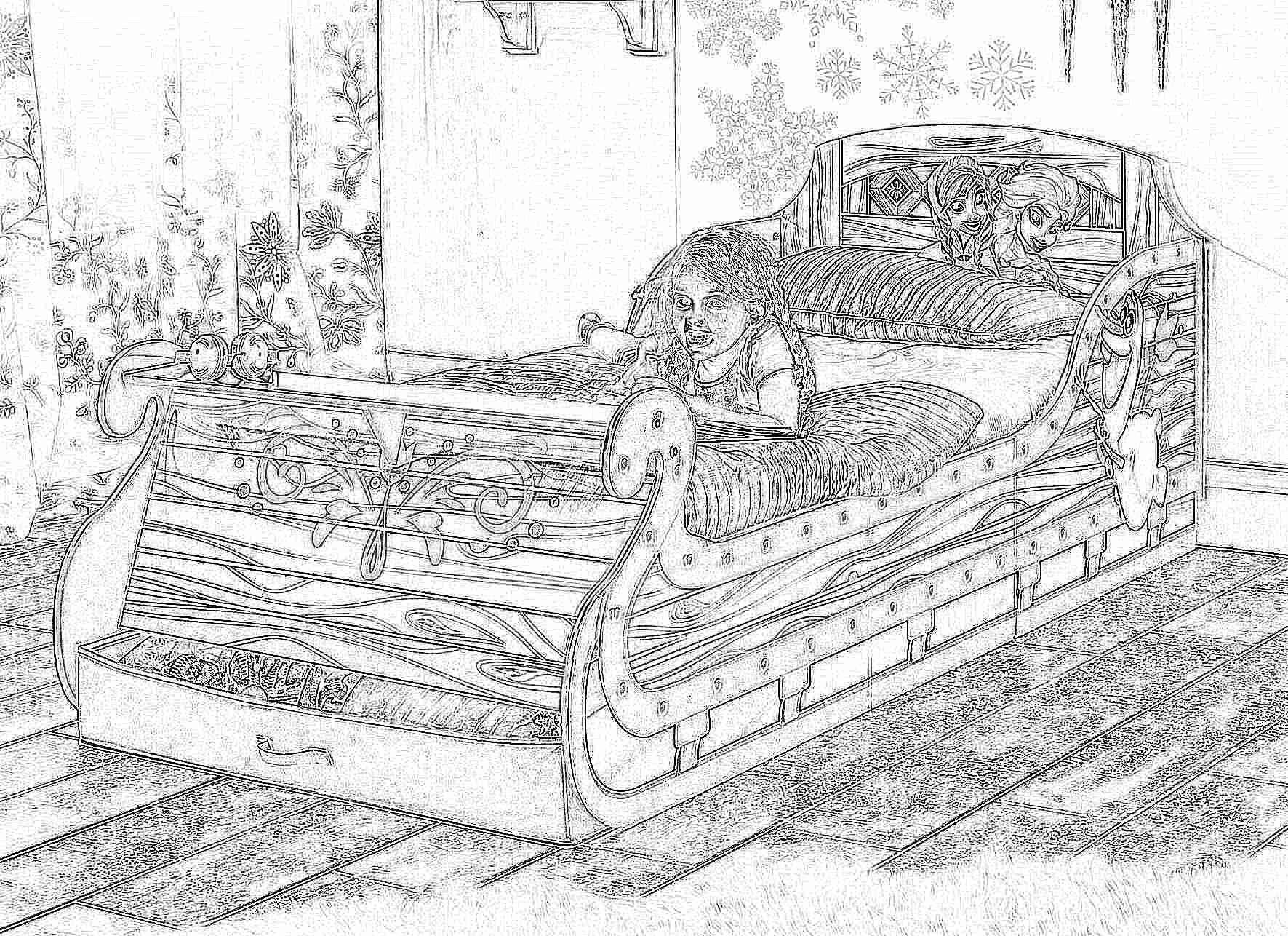 Размер спального места по возрасту ребенка