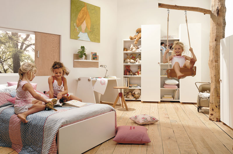 Kinderzimmer richtig