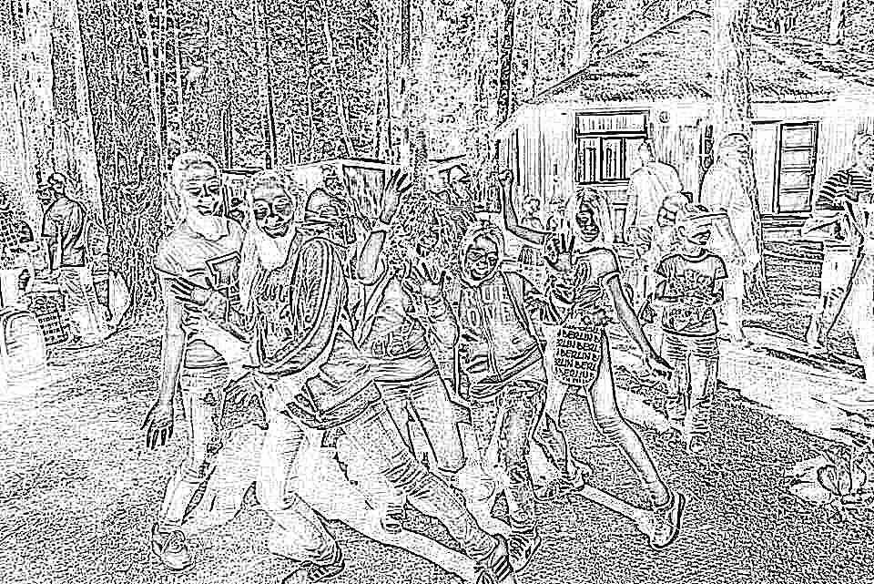 игры на знакомством в лагере
