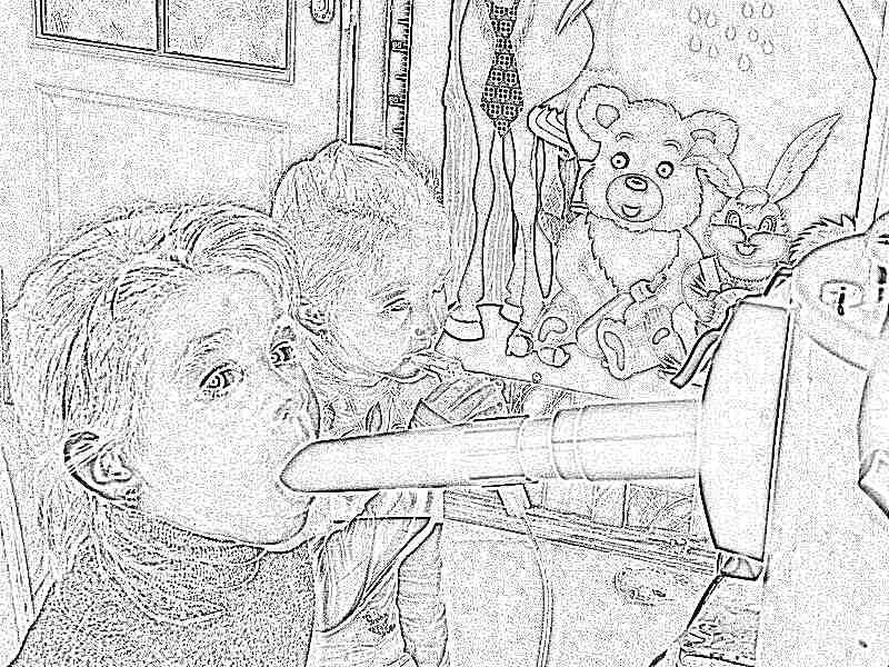 Уфо носа и зева в домашних условиях 511