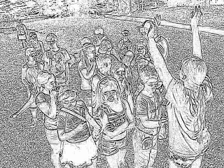 Игры на знакомства в летний лагерь