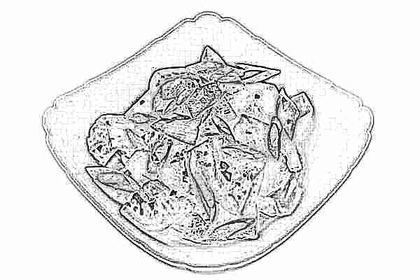 Рецепт салата из свежих помидоров с перцем