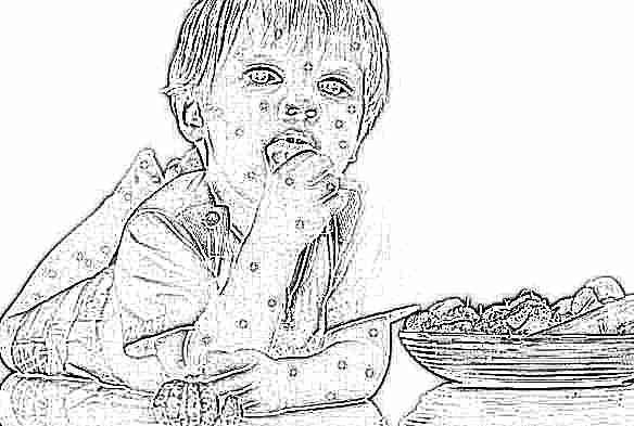 Что можно и что нельзя кушать при ветрянке особенности диетического питания для детей