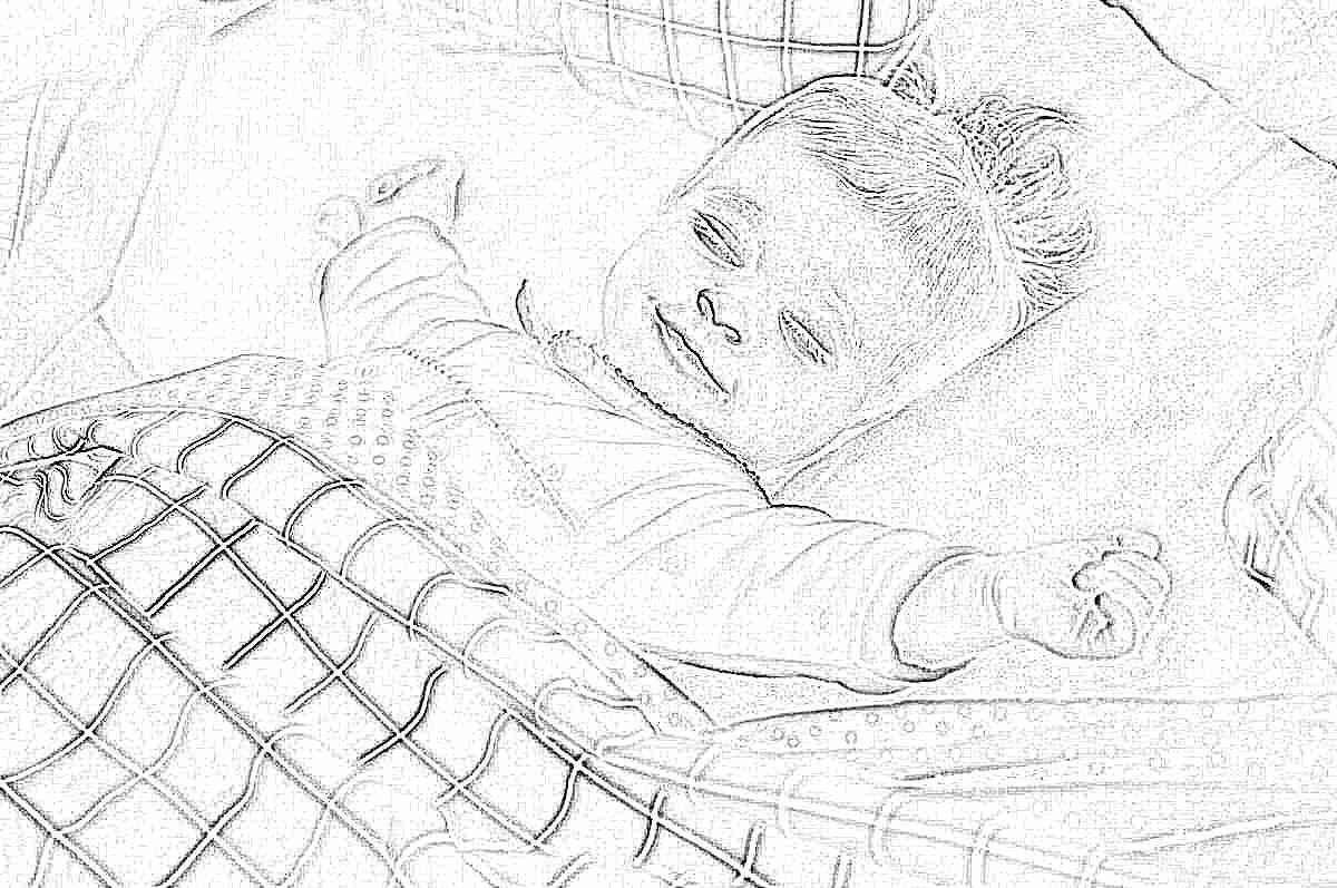 Плохо спит годовалый ребенок