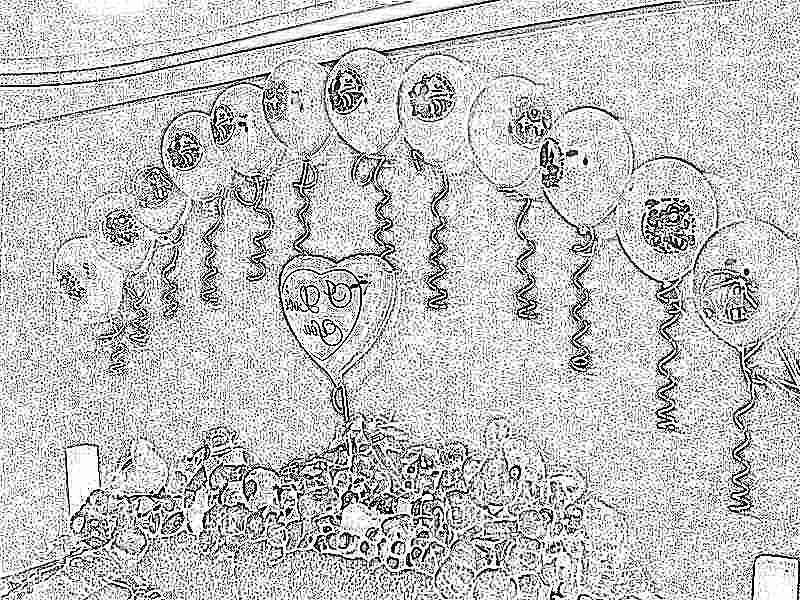 Украшение комнаты к дню рождения ребенка своими руками