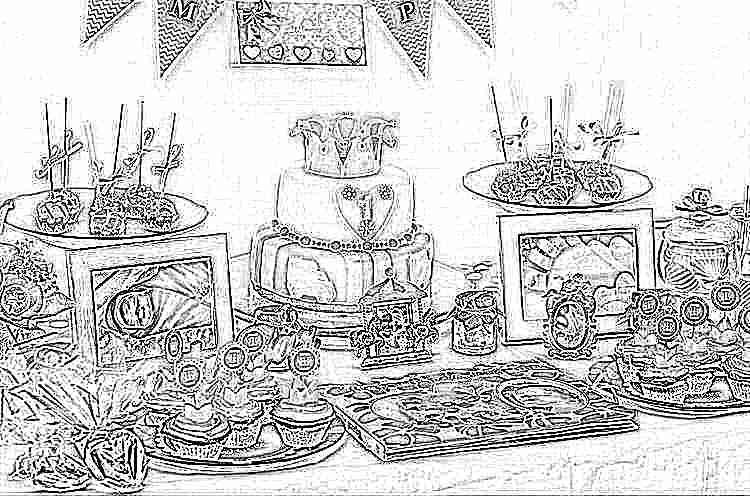 меню на день рождения ребенка 1 2 3 лет детское меню на стол в