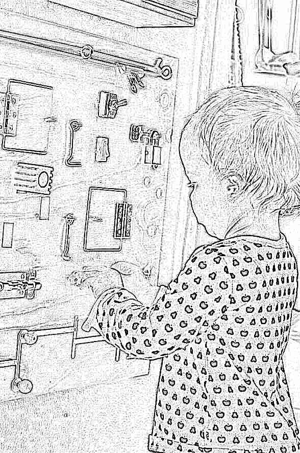 Как сделать игрушку для детей 1 года