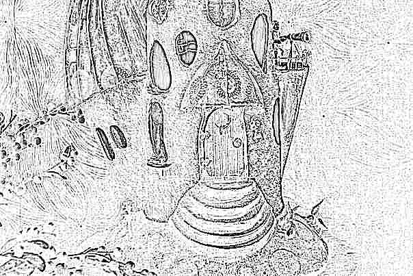 Сказочные светильники своими руками